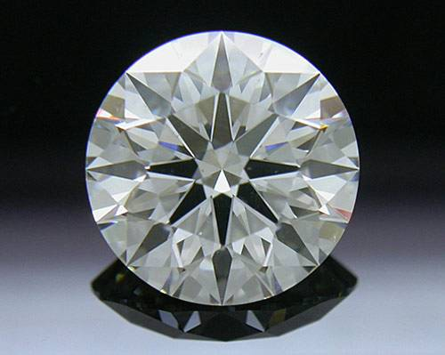 1.55 ct G SI1 A CUT ABOVE® Hearts and Arrows Super Ideal Round Cut Loose Diamond