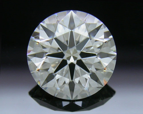 1.637 ct G SI1 A CUT ABOVE® Hearts and Arrows Super Ideal Round Cut Loose Diamond