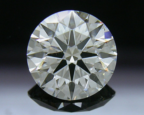 1.517 ct H SI1 A CUT ABOVE® Hearts and Arrows Super Ideal Round Cut Loose Diamond