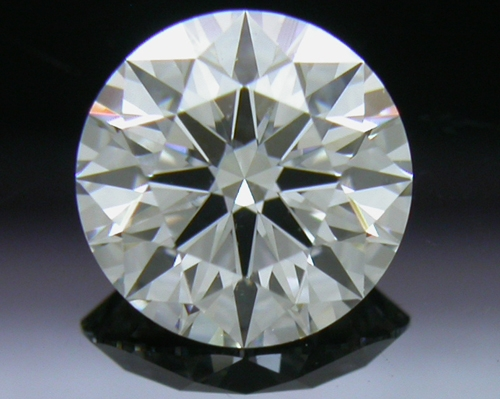 0.841 ct G VS1 A CUT ABOVE® Hearts and Arrows Super Ideal Round Cut Loose Diamond