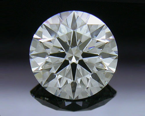 0.746 ct G VS1 A CUT ABOVE® Hearts and Arrows Super Ideal Round Cut Loose Diamond