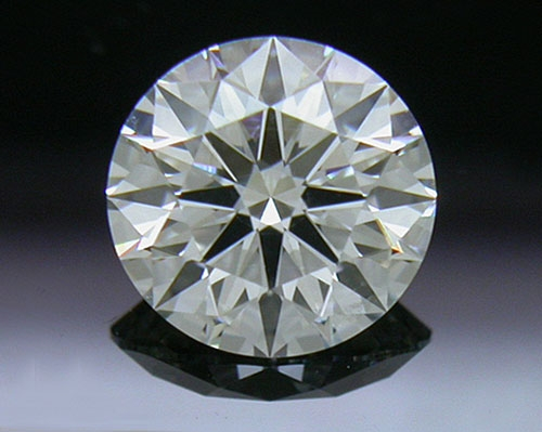 0.718 ct G VS2 A CUT ABOVE® Hearts and Arrows Super Ideal Round Cut Loose Diamond