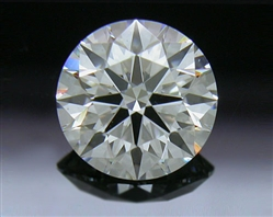 0.815 ct G VS2 A CUT ABOVE® Hearts and Arrows Super Ideal Round Cut Loose Diamond