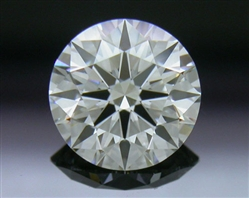 0.707 ct H VS1 Expert Selection Round Cut Loose Diamond