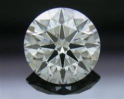 0.802 ct I VVS2 A CUT ABOVE® Hearts and Arrows Super Ideal Round Cut Loose Diamond