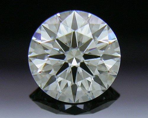 0.423 ct H VS2 A CUT ABOVE® Hearts and Arrows Super Ideal Round Cut Loose Diamond