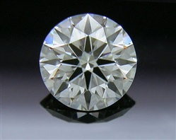 0.411 ct G VS2 A CUT ABOVE® Hearts and Arrows Super Ideal Round Cut Loose Diamond
