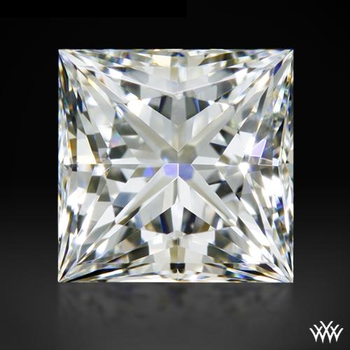 0.596 ct G VS1 A CUT ABOVE® Princess Super Ideal Cut Diamond