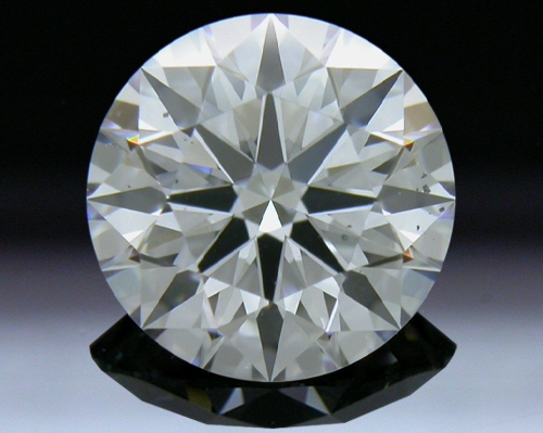 1.068 ct D SI1 A CUT ABOVE® Hearts and Arrows Super Ideal Round Cut Loose Diamond