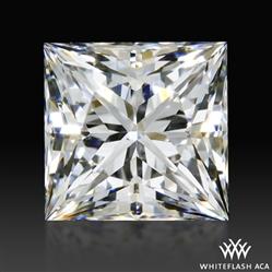 0.854 ct F VS2 A CUT ABOVE® Princess Super Ideal Cut Diamond