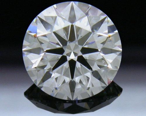 0.914 ct E VS1 A CUT ABOVE® Hearts and Arrows Super Ideal Round Cut Loose Diamond