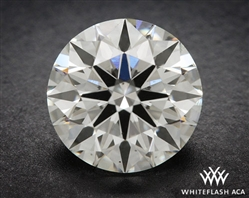 1.011 ct I VS2 A CUT ABOVE® Hearts and Arrows Super Ideal Round Cut Loose Diamond