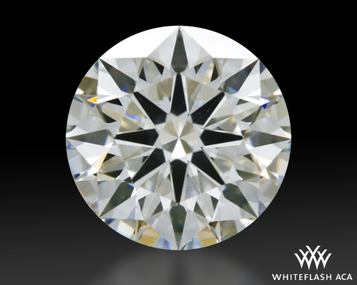 1.085 ct I SI1 A CUT ABOVE® Hearts and Arrows Super Ideal Round Cut Loose Diamond