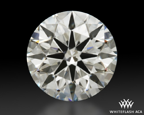 1.163 ct I VS2 A CUT ABOVE® Hearts and Arrows Super Ideal Round Cut Loose Diamond