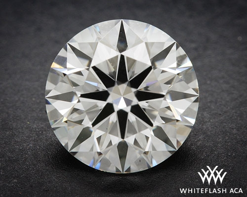 1.15 ct F VS1 A CUT ABOVE® Hearts and Arrows Super Ideal Round Cut Loose Diamond
