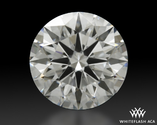 1.018 ct F VS1 A CUT ABOVE® Hearts and Arrows Super Ideal Round Cut Loose Diamond