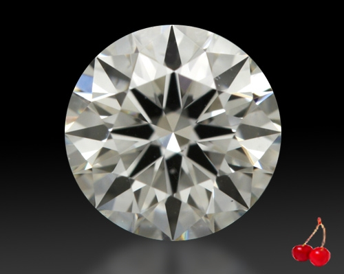 0.431 ct H VS2 Expert Selection Round Cut Loose Diamond