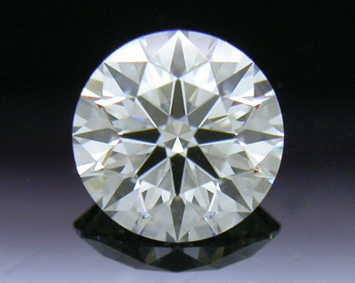 0.412 ct H VS2 A CUT ABOVE® Hearts and Arrows Super Ideal Round Cut Loose Diamond