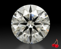 0.435 ct H SI1 Expert Selection Round Cut Loose Diamond