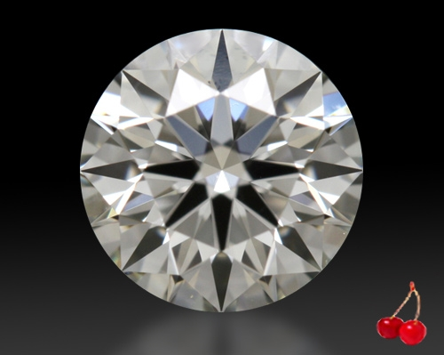 0.41 ct K VS2 Expert Selection Round Cut Loose Diamond