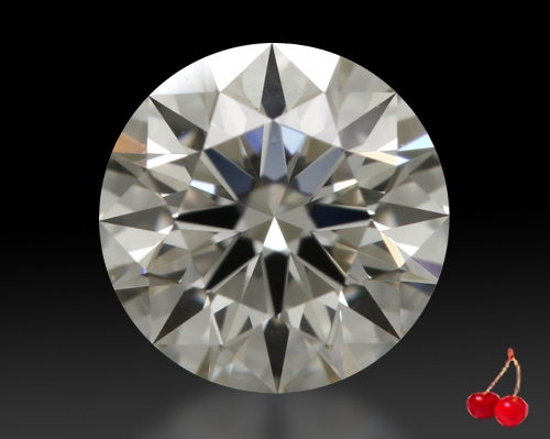 0.391 ct J VS1 Expert Selection Round Cut Loose Diamond