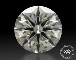0.401 ct I VS1 Premium Select Round Cut Loose Diamond