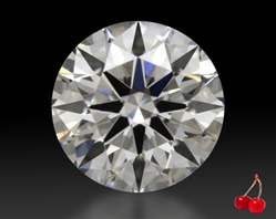0.606 ct G SI1 Expert Selection Round Cut Loose Diamond