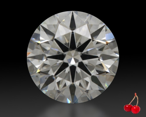 0.784 ct H SI1 Expert Selection Round Cut Loose Diamond