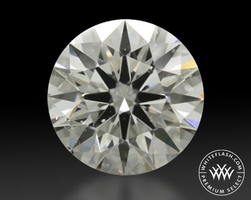 0.904 ct I SI1 Premium Select Round Cut Loose Diamond