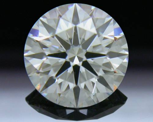 0.593 ct I VS2 A CUT ABOVE® Hearts and Arrows Super Ideal Round Cut Loose Diamond