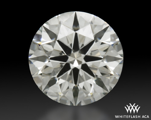 0.786 ct I VS1 A CUT ABOVE® Hearts and Arrows Super Ideal Round Cut Loose Diamond