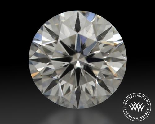 0.403 ct F SI1 Premium Select Round Cut Loose Diamond
