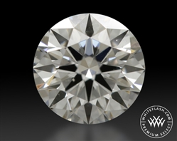 0.41 ct F SI1 Expert Selection Round Cut Loose Diamond