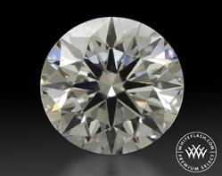 0.42 ct E SI1 Premium Select Round Cut Loose Diamond