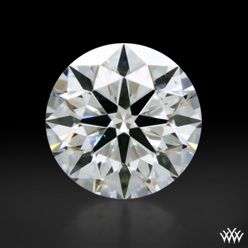 0.408 ct F VS2 Premium Select Round Cut Loose Diamond