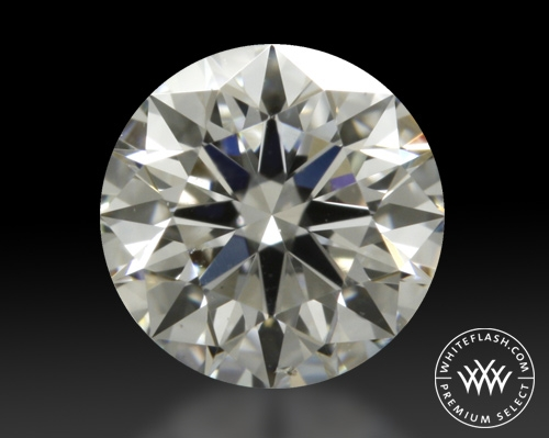 0.407 ct F SI1 Premium Select Round Cut Loose Diamond