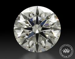 0.407 ct F SI1 Premium Select Round Cut Loose Diamond