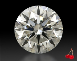 0.392 ct H SI1 Expert Selection Round Cut Loose Diamond