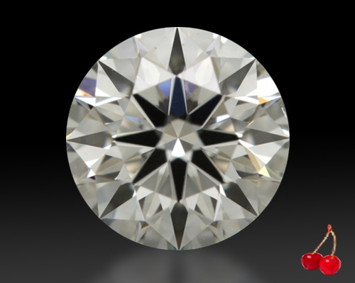 0.433 ct I VS2 Expert Selection Round Cut Loose Diamond