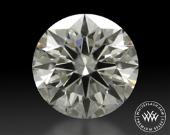 0.584 ct G SI1 Expert Selection Round Cut Loose Diamond