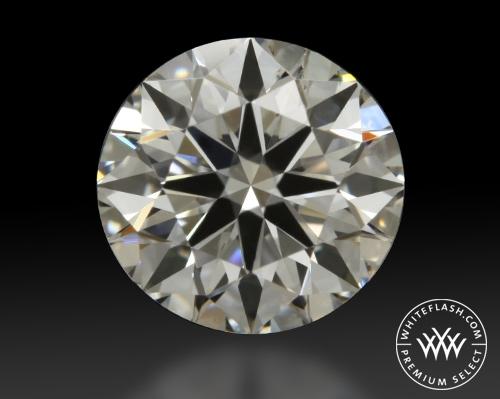 0.551 ct F SI1 Premium Select Round Cut Loose Diamond