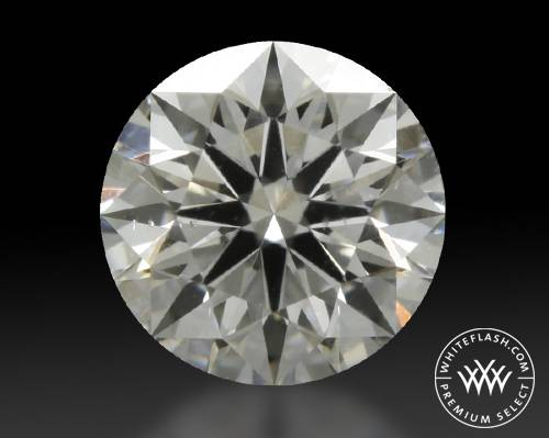 0.531 ct E SI1 Premium Select Round Cut Loose Diamond