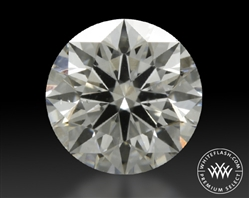 0.531 ct E SI1 Premium Select Round Cut Loose Diamond