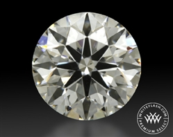 0.524 ct F SI1 Premium Select Round Cut Loose Diamond