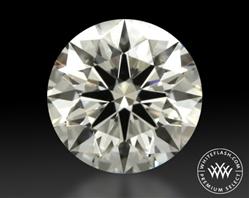 0.563 ct H VS2 Premium Select Round Cut Loose Diamond