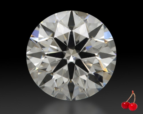 0.61 ct H SI1 Expert Selection Round Cut Loose Diamond