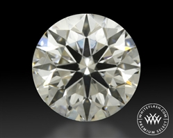 0.521 ct H SI1 Premium Select Round Cut Loose Diamond