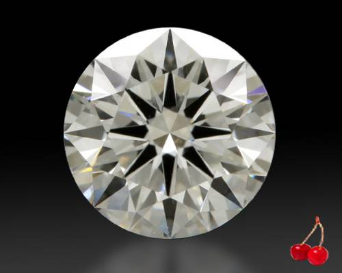 0.912 ct H SI1 Expert Selection Round Cut Loose Diamond