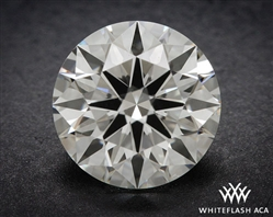 0.93 ct I VS2 A CUT ABOVE® Hearts and Arrows Super Ideal Round Cut Loose Diamond