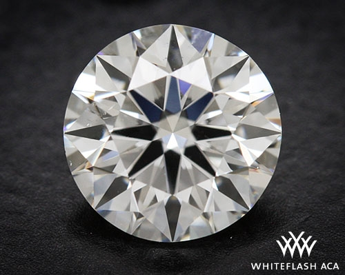 0.702 ct F SI1 Expert Selection Round Cut Loose Diamond